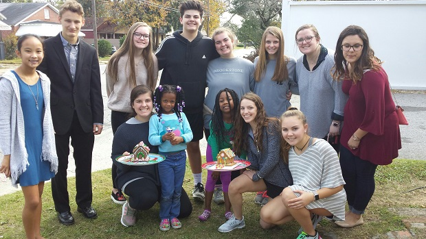 Trinity Episcopal Church Youth Group